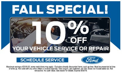 Al Spitzer Ford >> Ford Service Parts Specials Cuyahoga Ford Dealer In